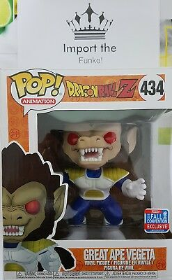 Funko Pop #434 Great Ape Vegeta Dragon Ball Z