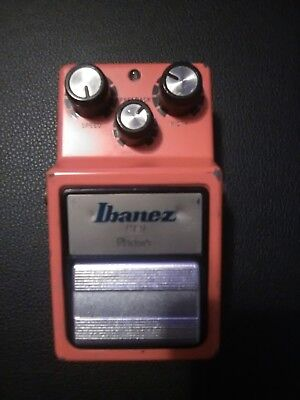 Ibanez pt9  phaser vintage made in Japan mij 1983