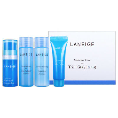 [LANEIGE_SP] Moisture Care Trial Kit  1Pack(4items)