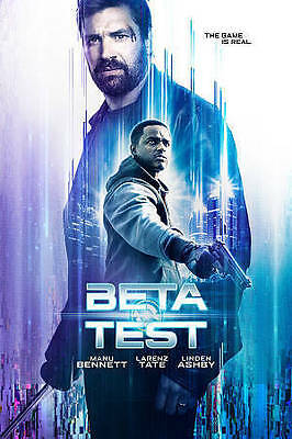 Beta Test (Dvd, 2016) Bennett Tate Ashby Free Ship New