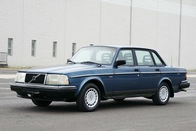 1993 Volvo 240 NO RESERVE AUCTION SEE YouTube VIDEO 1993 Volvo 240 Last year produced. NO RESERVE AUCTION SEE YouTube VIDEO