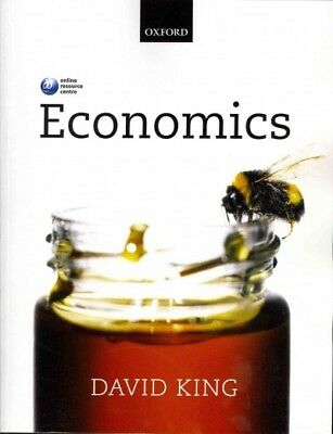 Economics, Paperback by King, David, ISBN 019954302X, ISBN-13 9780199543021
