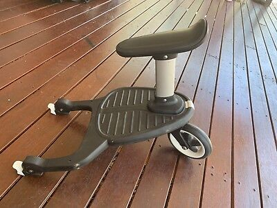 Bugaboo Wheeled Board And Seat Ride On Comfort Skateboard