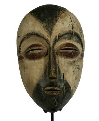 African Art Wood Mask Unknown