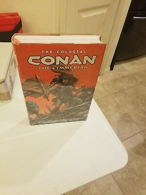 The Colossal Conan: The Cimmerian (Timothy Truman, Dark Horse) Sealed