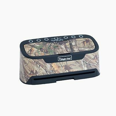 Magic Chef Vacuum Sealer Bag Cutter Realtree Xtra Camouflage Hunting Meat Fish
