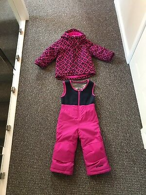 Columbia Toddler Winter Jacket And Pants