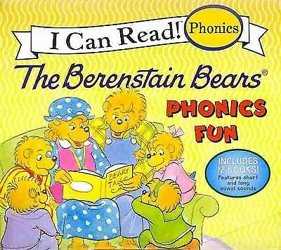 Berenstain Bears Phonics Fun, Paperback by Berenstain Publishing, Inc. (COR),...