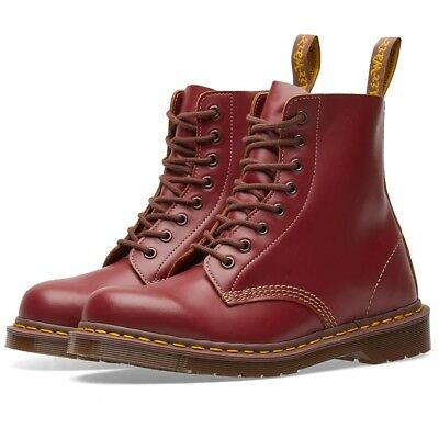 Dr. Martens 1460 Made In England Oxblood Boots