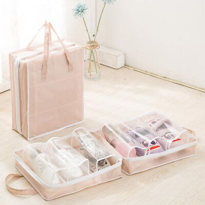 New Large Capacity Travel Portable Organizer Storage Bags Shoe Sorting Pouch CB