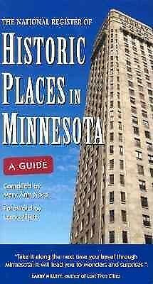 National Register of Historic Places in Minnesota : A Guide, Paperback by Nor...