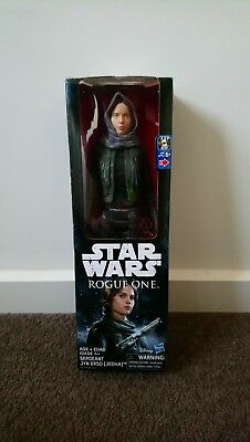 Star Wars Rogue One Action Figure  12 Inch Jyn Erso New