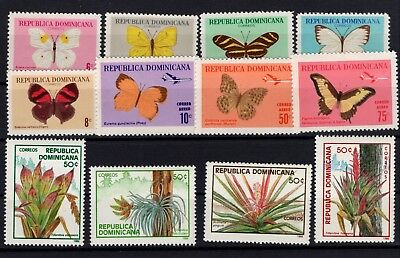 P104042 / Rep Dominicaine / Dominican Rep / Lot 1966 -1988 Mh / Mnh