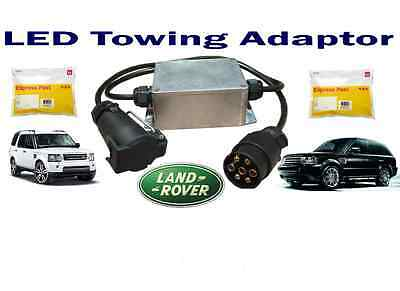 LED trailer module Land Rover Discovery 3 Range Rover Sport Landrover Towbar LR3
