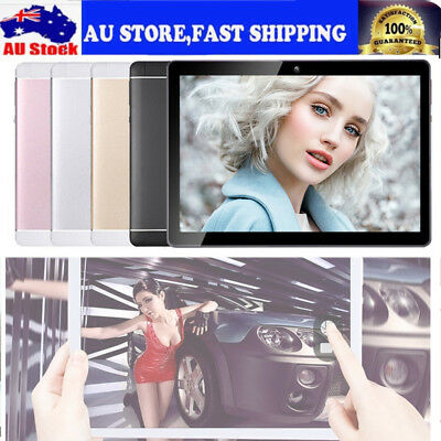 10.1'' Tablet PC Android 7.0 Octa Core 4G+ 64G HD WIFI Dual Sim Dual Camera