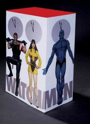 Watchmen, Hardcover by Moore, Alan (CRT); Gibbons, Dave (CRT), Like New Used,...
