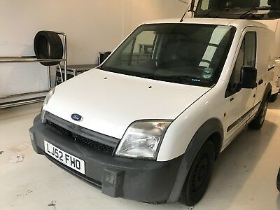 2002 FORD TRANSIT Connect 1 8 Diesel Van Mot Fail On Sill Rust Spares And  Repair