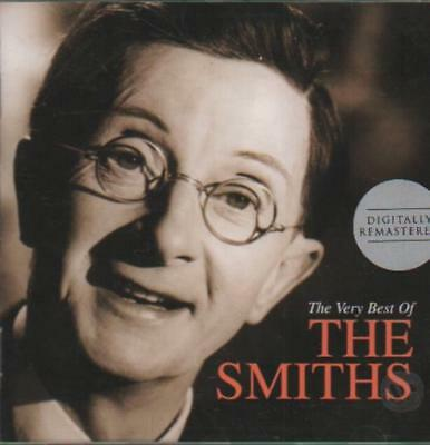 The Very Best Of The Smiths Smiths UK CD album (CDLP) 8573889482 WSM 2001