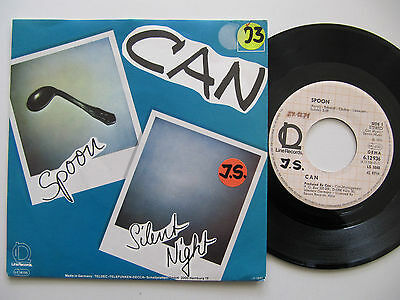 """Can Spoon Line Records 7"""""""