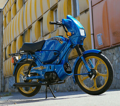 2001 Other Makes TOMOS TARGA LX rare retro moped in mint condition  TOMOS TARGA LX retro moped in mint condition low mileage conserved