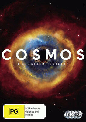 Cosmos: A Spacetime Odessey = NEW DVD R4