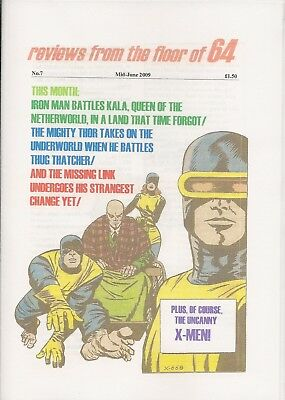 Past Perfect #7 FANTASTIC THOR X-MEN IRON MAN MISSING LINK JOHNNY FUTURE POWER