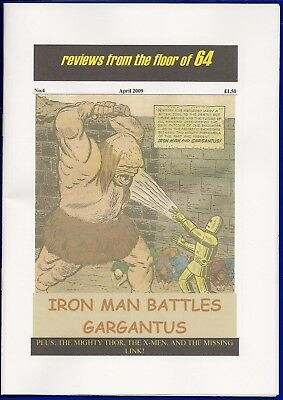 Past Perfect #4 FANTASTIC THOR X-MEN IRON MAN MISSING LINK JOHNNY FUTURE POWER