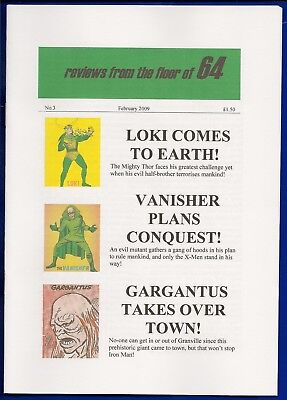 Past Perfect #3 FANTASTIC THOR X-MEN IRON MAN MISSING LINK JOHNNY FUTURE POWER