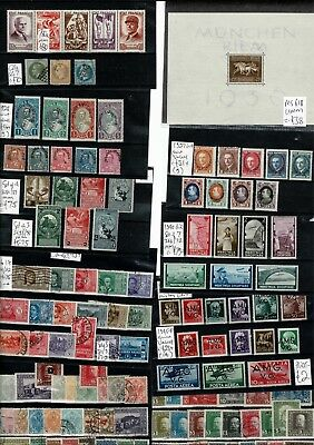 V082 EU misc collection M/U on 32cards c£A LOT LOOK!