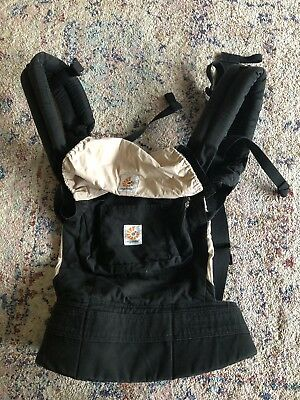 Ergo baby carrier original. Used Condition, but no Rips/stains Etc.