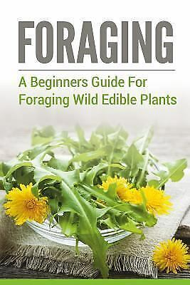 Foraging : A Beginners Guide to Foraging Wild Edible Plants, Paperback by Hen...