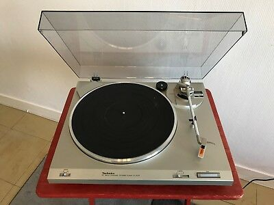 Technics SL-B210 2-Speed Belt-Drive Turntable Tourne-disque platine Vinyl