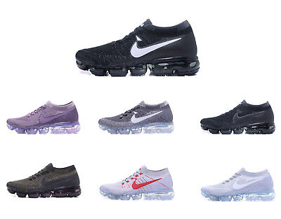 2018 Mens Vapormax Air Casual Sneakers Running Sports Designer Trainer Shoes