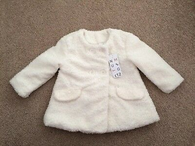 baby girl jacket 9-12 months