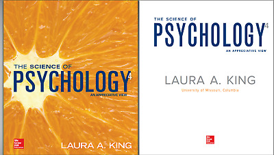 PDF The Science of Psychology - Laura A. King 4th edition 2016