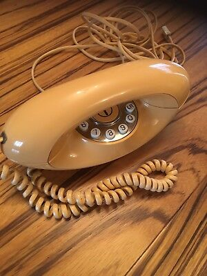 Original Telecom retro phone handset