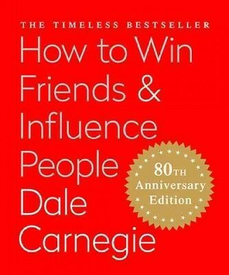 How to Win Friends & Influence People, Hardcover by Carnegie, Dale, Like New ...