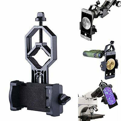 Universal Cell Phone Telescope Adapter Mount Compatible with Binocular Monocular