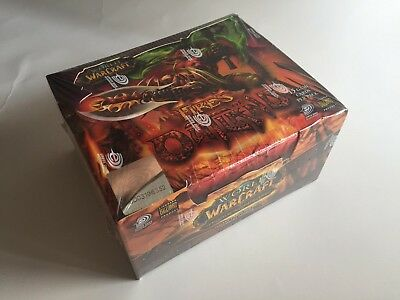 World of Warcraft wow booster box: Fires of Outland