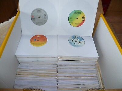 COLLECTION OF 400 SINGLES FROM 70s