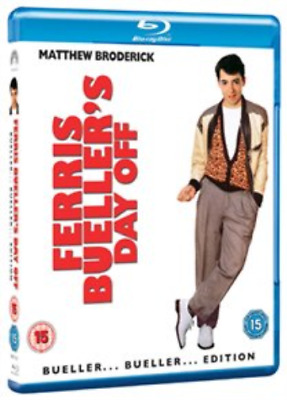 Edie McClurg, Matthew Brode...-Ferris Bueller's Day Off (UK IMPORT) Blu-ray NEW