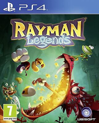 Rayman Legends PS4 New and Sealed