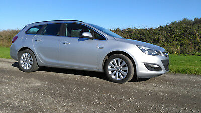 Vauxhall Astra Ecoflex Tech Line Estate CDTI - Zero Road Tax - Good Condition