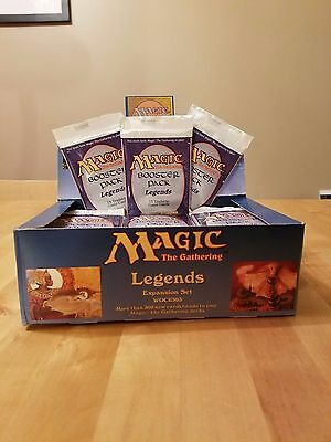 mtg Legends booster pack(1)
