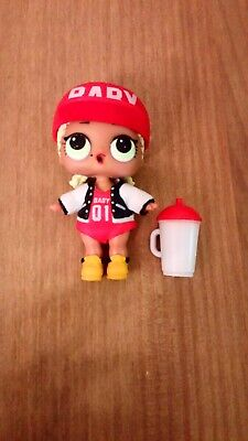 Lol Surprise Doll Series 1 - MC Swag - Excellent Condition - HTF