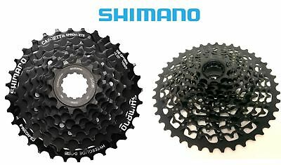 a674bdc6aa0 9 SPEED BICYCLE Cassette Shimano CS-HG200 TX 11-34 Tooth Mountain ...