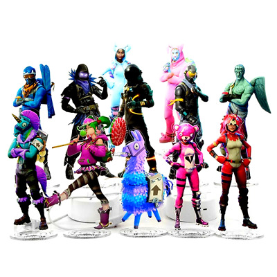 "Fortnite Battle Royale 21CM 8.2"" Action Figure Model Toy Kid Gift - Choose Style"