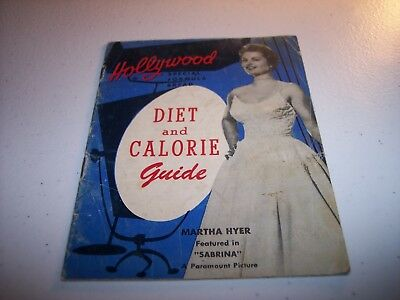 1954 Martha Hyer Hollywood bread booklet guide