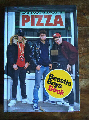 Beastie Boys SIGNED Book Hardcover by Ad-Rock AND Mike D Hip Hop not CD 1st Ed