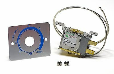 Perlick C12213B Or C12213A Refrigeration Thermostat